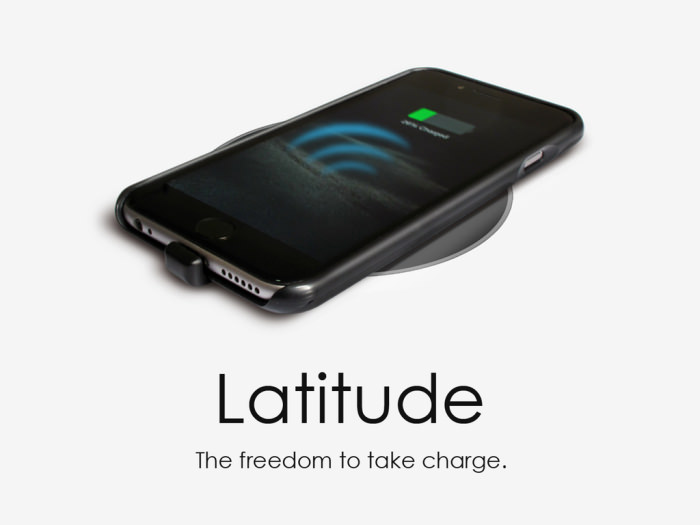 Latitude - Wireless Charging