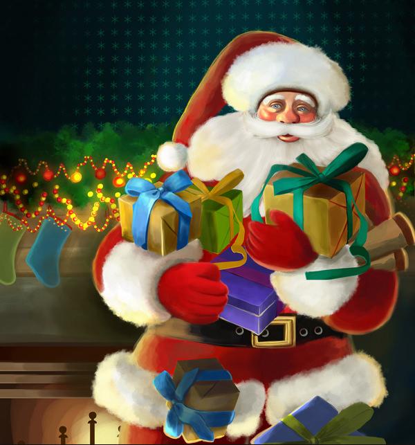 santa-christmas-greeting-card-tutorial