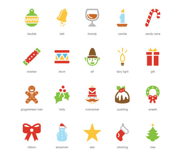 festive-christmas-icon-set