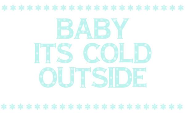 snowflakes-christmas-font
