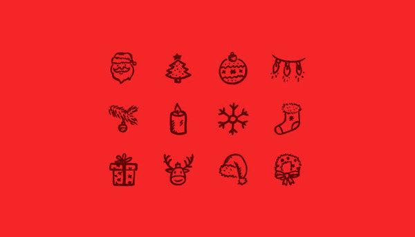 merry-christmas-icons