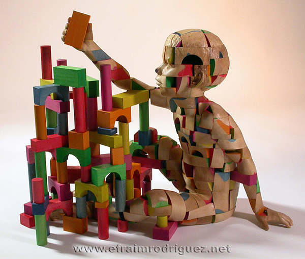 Building Blocks by Efraim Rodriguez Cobos