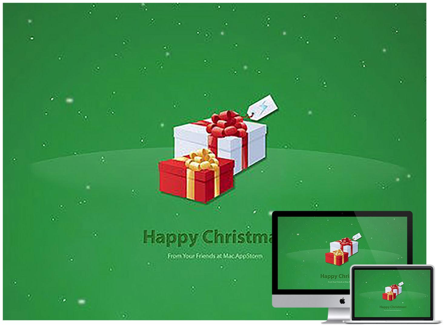 Christmas_wallpaper_Green