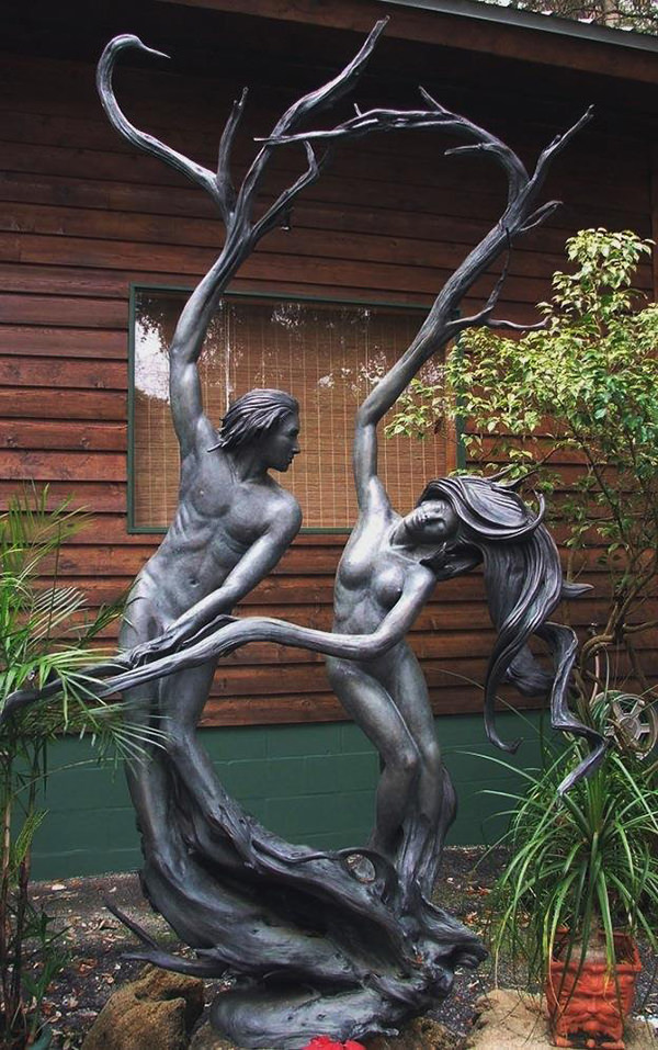Dancing With Mother Nature by Paul Baliker