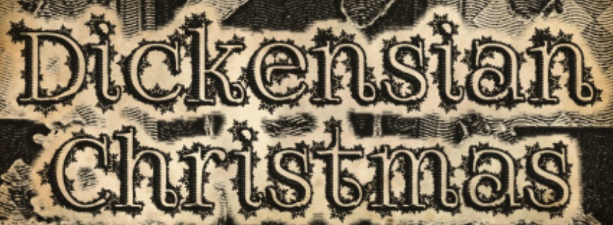 The Dickensian Christmas font.