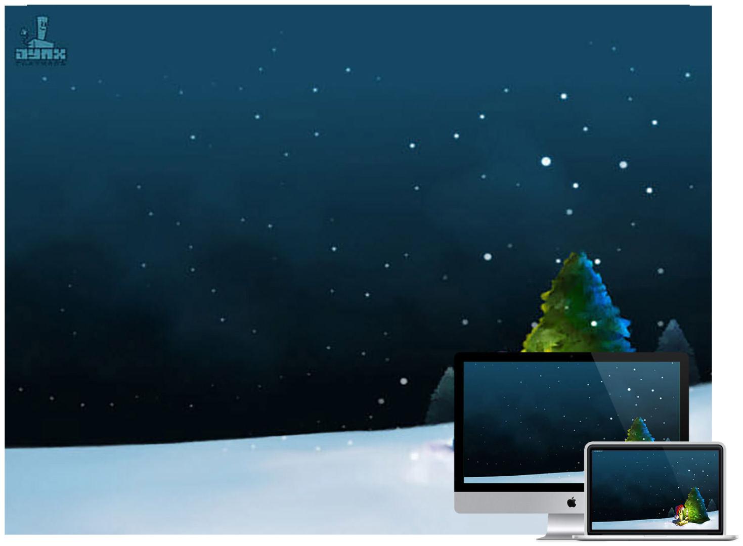 jynx playware christmas wall