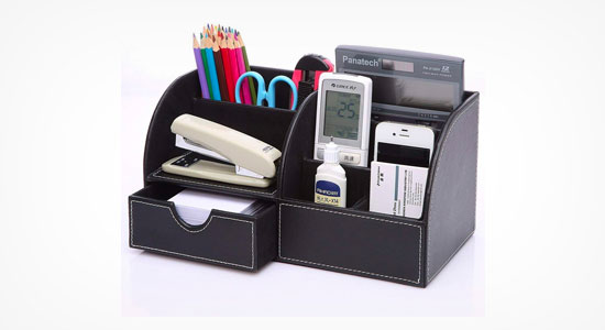 KINGOM 7 Storage Compartments