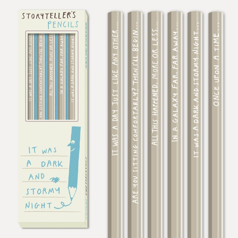 Storyteller Pencil Set