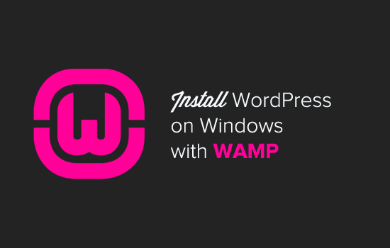 Install WordPress on WAMP