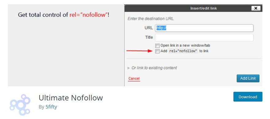 Nofollow Links and Follow Links