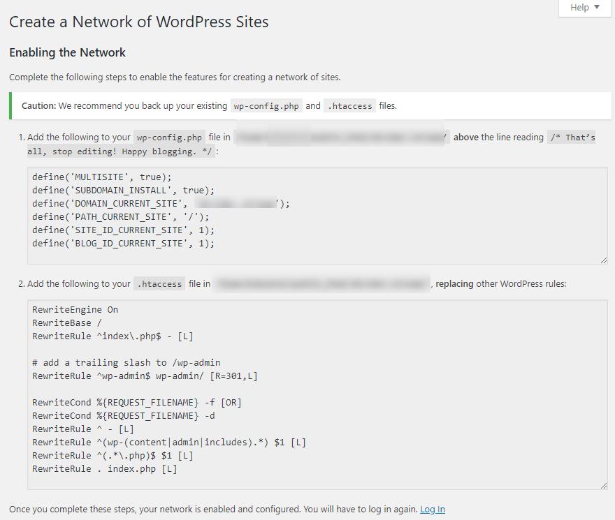 Multiple WordPress Blogs on One Site
