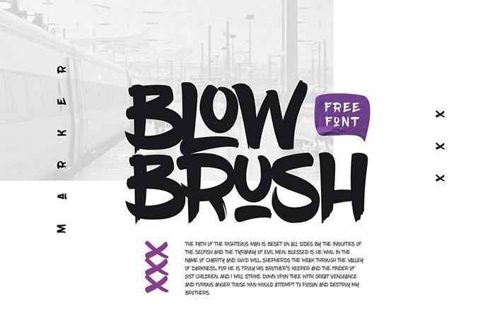 blowbrush