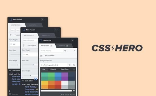 CSS Hero