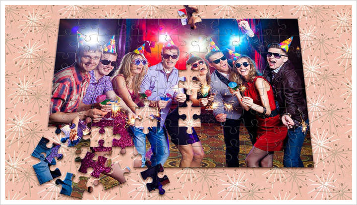 Turn a Photo Into a Jigsaw Puzzle in Photoshop