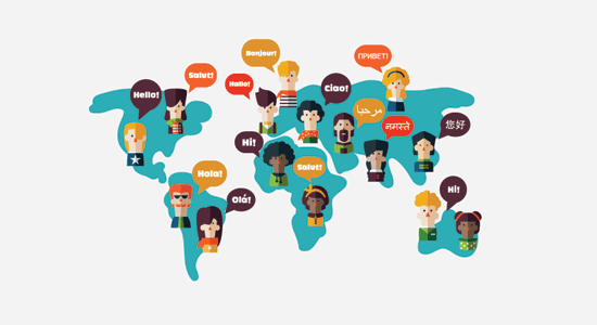 Languages and localization