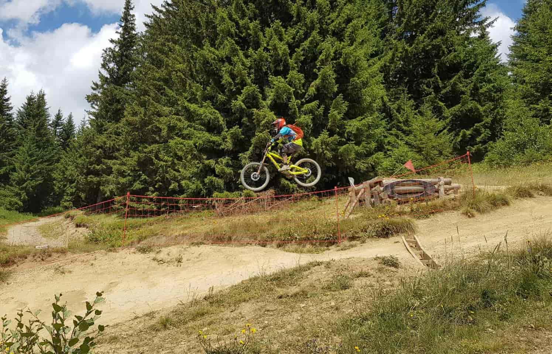 Robert Abela biking