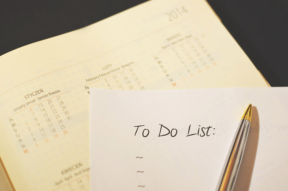quit doing to-do list