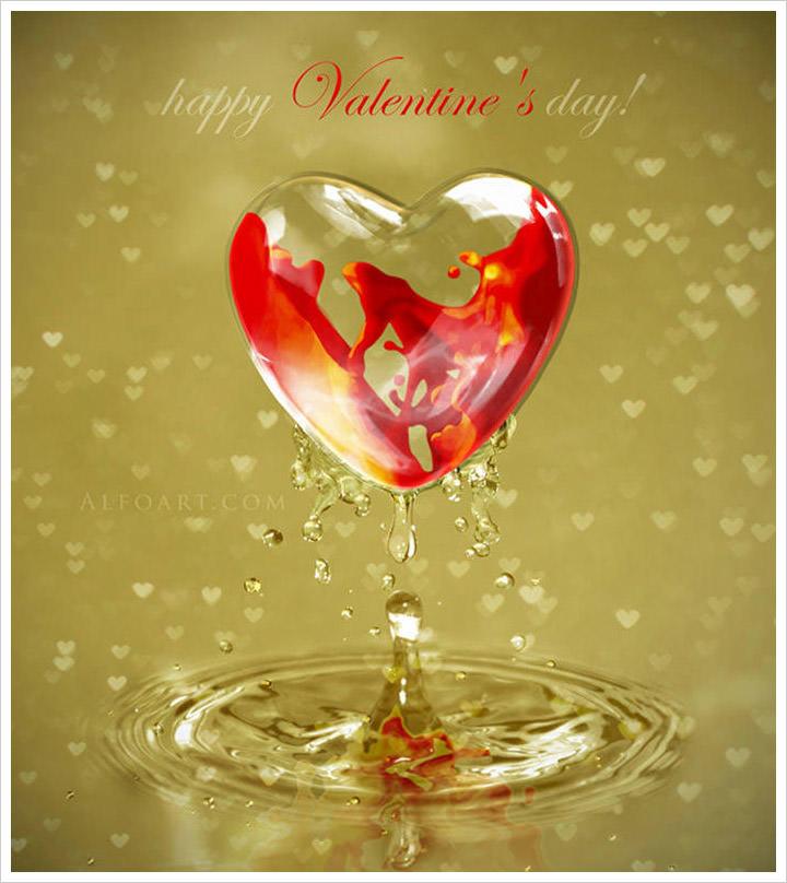 Create A Valentine's Day Card