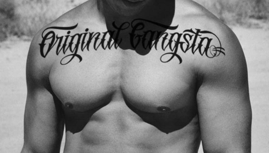 Tattoo Fonts and Scripts
