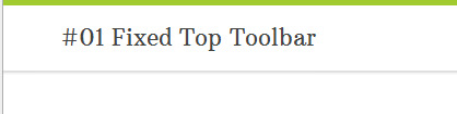 Trilulilu fixed top toolbar box shadow