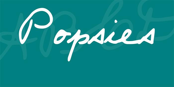 Popsies Font