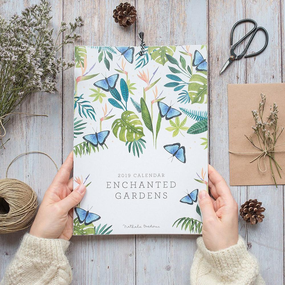 2019 Art Nature Calendar