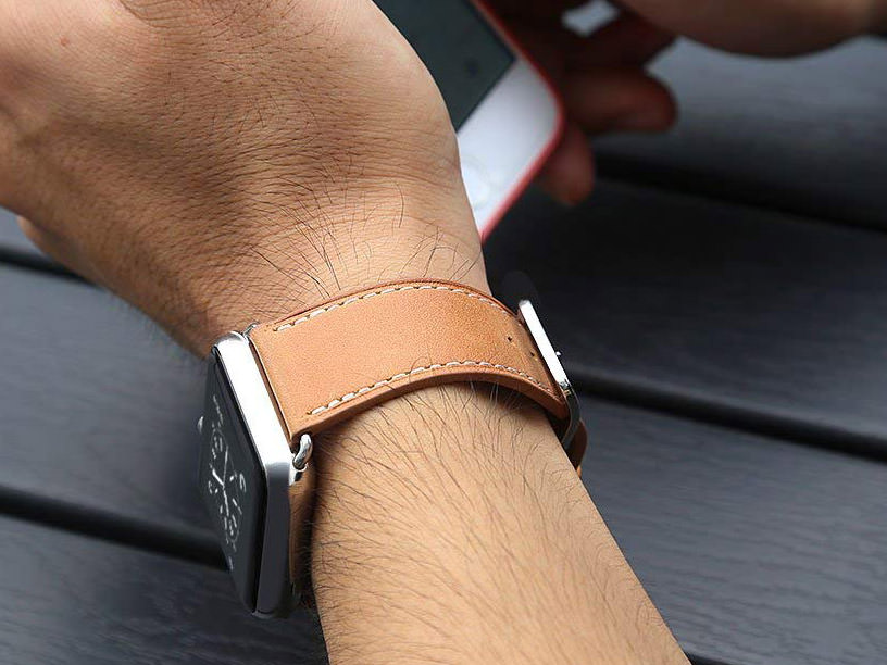 Marge Plus  leather band