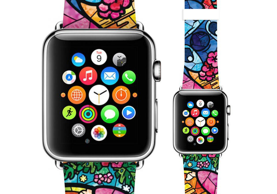 10+ Beautiful 3rd Party Apple Watch Straps You Can Buy