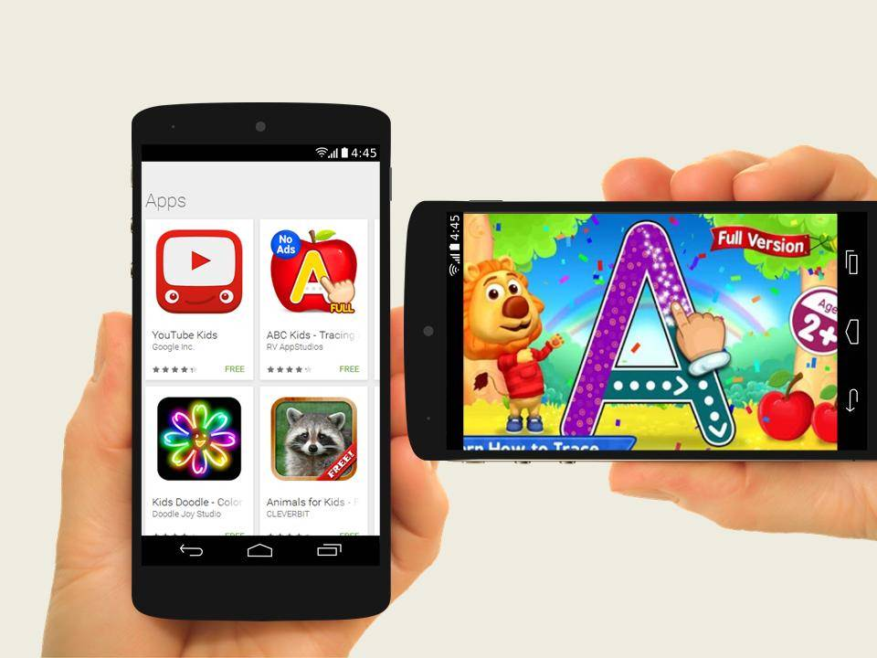 ABC Kids from Play Store