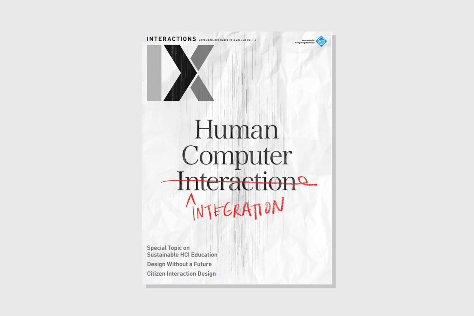 acm interactions magazine