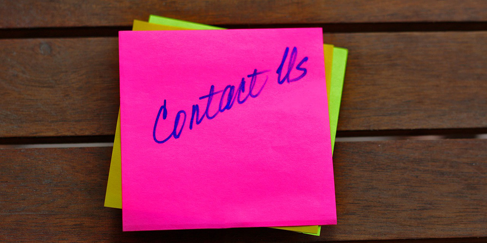 How to Create a Contact Page with WordPress