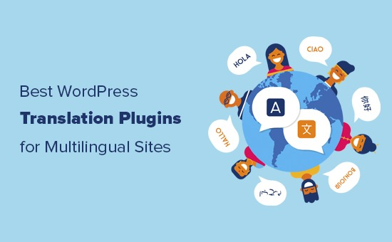 WordPress translation plugins for multilingual websites