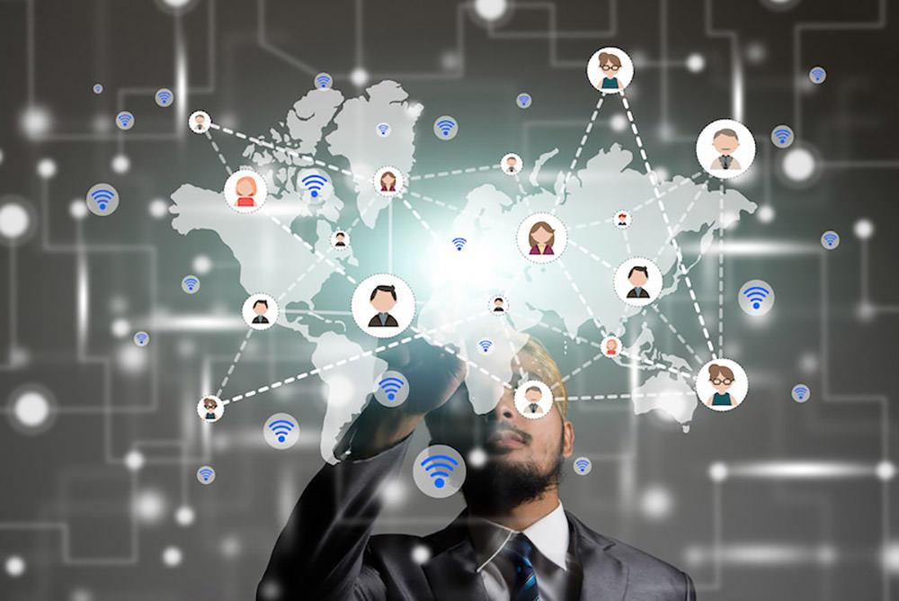 freelance thrive on networks