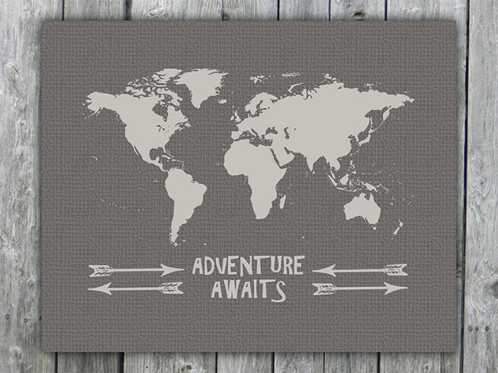World Travel Decor
