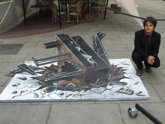 Jamie Cullum 3d art