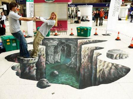 Shelterbox 3d art