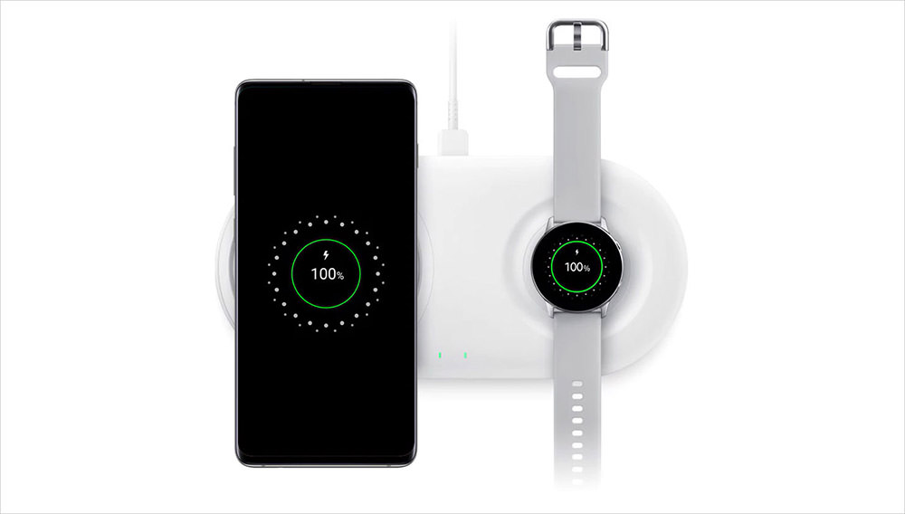 Wireless Charger Duo Pad