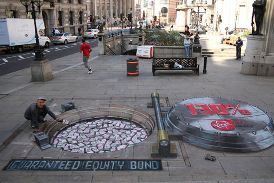 Bank 3d art