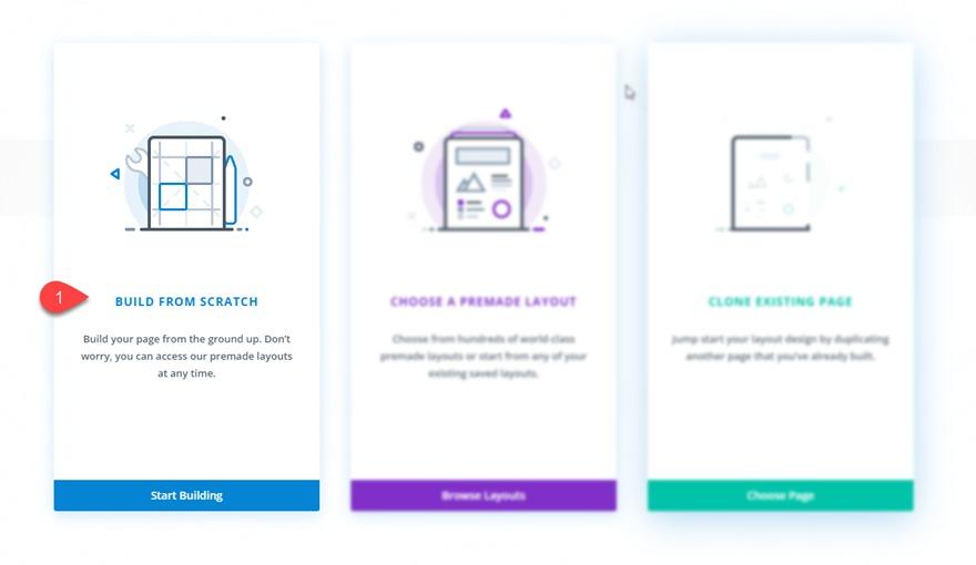 Using Divi's Transform Controls to Create Unique Blurb Module Layouts