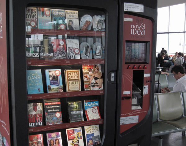 book-vending-machine