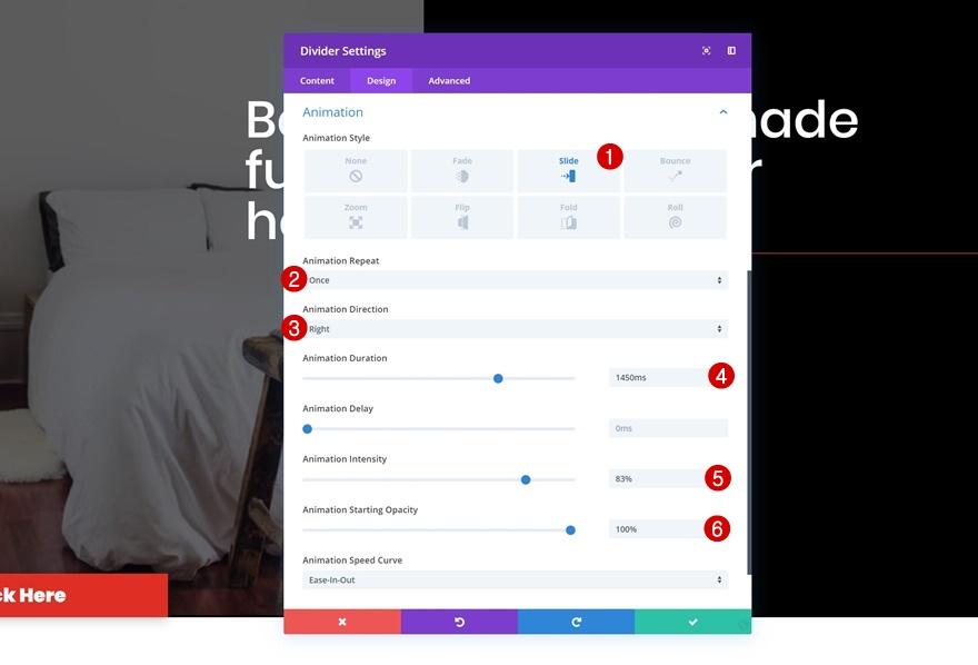 mobile split-content