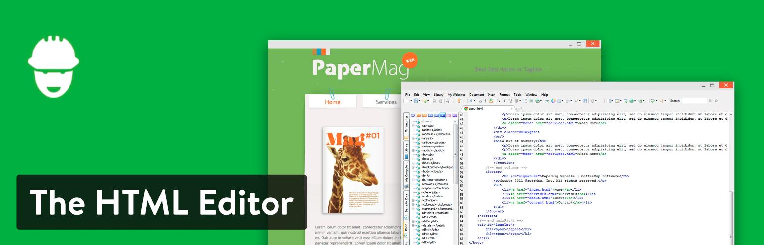 CofeeCup The HTML Editor