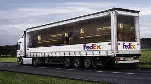 FedEx advertisement