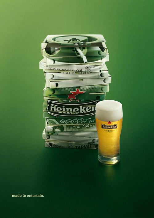 Heineken DraughtKeg ad
