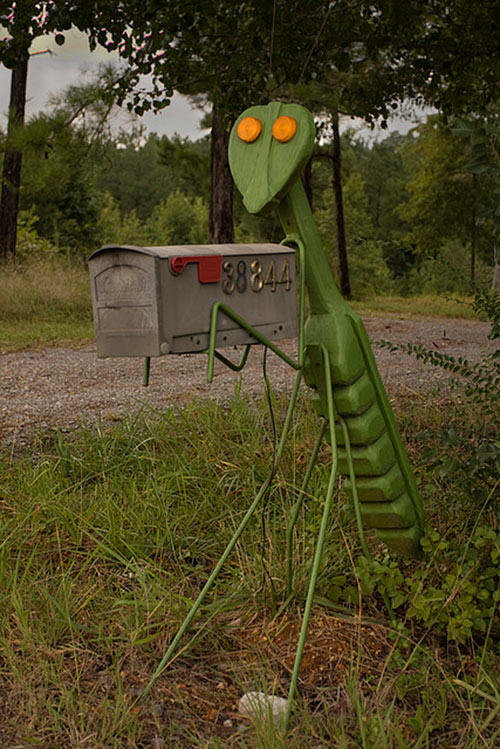 Insect Mailbox