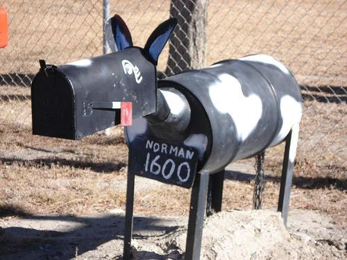 Moo-Mail