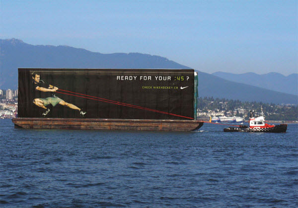 nike barge resistance