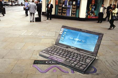 Portable Computer 3d art