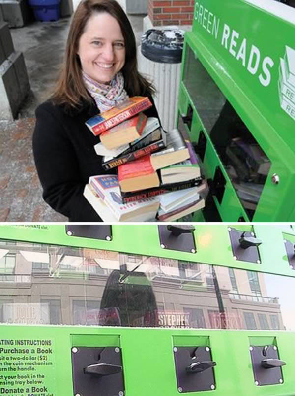 recycled-books-vending-machine