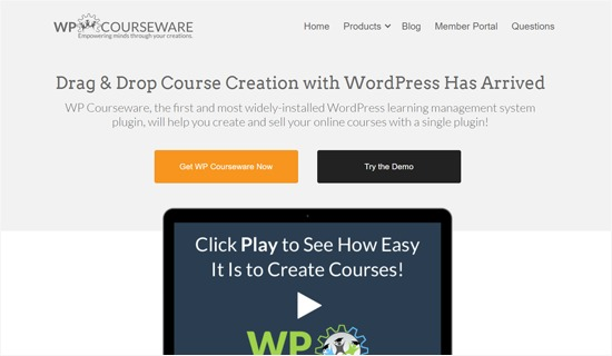 WP Courseware Plugin for Creating Online Courses